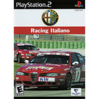 Alfa Romeo Racing Italiano - PS2 (With Book)