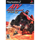 ATV Offroad Fury - PS2 (With Book)