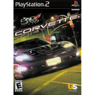 Corvette  - PS2 (With Book)