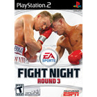 Fight Night Round 3 - PS2 (No Book)