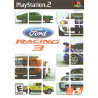 Ford Racing 3 - PS2 (With Book)