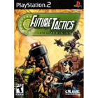 Future Tactics: The Uprising - PS2 (With Book)