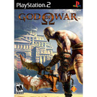 God of War   - PS2 (With Book)
