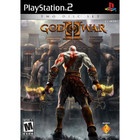God of War II (2) - PS2 (With Book)