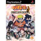 Naruto Ultimate Ninja  - PS2 (No Book)