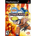 Naruto: Ultimate Ninja 2 - PS2 (No Book)