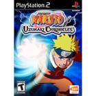 Naruto: Uzumaki Chronicles - PS2 (No Book)