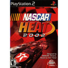 Nascar Heat 2002 - PS2 (With Book)