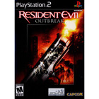 Resident Evil: Outbreak - PS2 (With Book)
