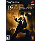 Rise to Honor - PS2 (With Book)