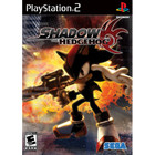 Shadow The Hedgehog - PS2 (With Book)