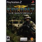 Socom 3: U.S. Navy Seals - PS2 (With Book)