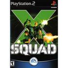 X-Squad - PS2 (No Book)