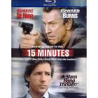 15 Minutes - Blu-ray