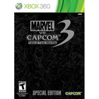 Marvel vs. Capcom 3: Fate of Two Worlds Special Edition - XBOX 360