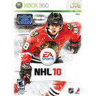 NHL 10 - Used (With Book) - XBOX 360
