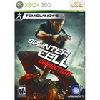 Tom Clancy's Splinter Cell: Conviction - Used (With Book) - XBOX 360