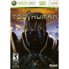 Too Human - Used (With Book) - XBOX 360