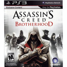 Assassin's Creed: Brotherhood - Used (With Book) - PS3