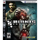Bionic Commando - Used (With Book) - PS3