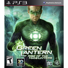 Green Lantern: Rise of the Manhunters - Used (With Book) - PS3