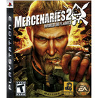 Mercenaries 2: World in Flames - Used (With Book) - PS3