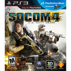 Socom 4: U.S. Navy SEALs - PS3 (Used)