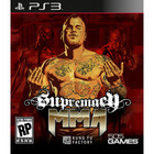 Supremacy MMA - Used (With Book) - PS3
