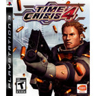 Time Crisis 4 - Used (With Book) - PS3
