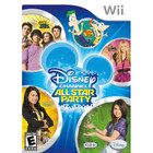Disney Channel All Star Party - Used (With Book) - Wii
