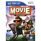 Family Fest Presents: Movie Games - Used (With Book) - Wii