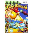 Fling Smash - Used (With Book) - Wii