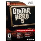 Guitar Hero 5 - Used (No Book) - Wii