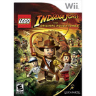 Lego Indiana Jones: The Original Adventrues - Wii