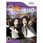 The Naked Brothers Band: The Video Game (w/mic) - Used (With Book) - Wii