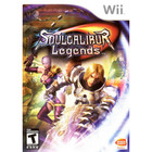 SoulCalibur Legends - Used (With Book) - Wii