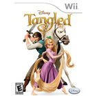 Disney Tangled: The Video Game - Wii [Brand New]
