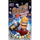 Buzz! Master Quiz - PSP [Brand New]