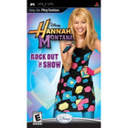 Hannah Montana: Rock Out the Show - PSP [Brand New]