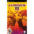 Lumines II - Used (With Book) - PSP
