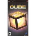 Cube - Used (No Book) - PSP