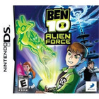 Ben 10: Alien Force - DSI / DS