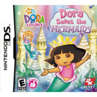 Dora The Explorer: Dora Saves The Mermaids - DSI / DS