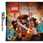 Lego Pirates of the Caribbean The Video Game - DSI / DS