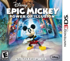 Disney Epic Mickey 2: Power Of Illusion - 3DS [Brand New]