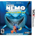 Finding Nemo: Escape To The Big Blue - 3DS [Brand New]