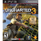 Uncharted 3 (Game of the Year Edition) - PS3 [Brand New]