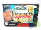 Kyle Petty's No Fear Racing - SNES (With Box and Book, Cartridge Wear)