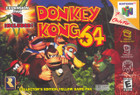 Donkey Kong 64 - N64 (Cartridge Only)