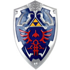 Zelda Link's Hylian Shield (Replica)